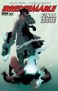 Irredeemable #37 Mark Waid Diego Barreto Boom! Studios