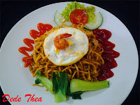MIE GORENG ( Chinese food )