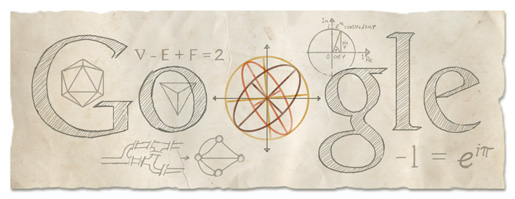 Leonhard Euler's 306th Birthday
