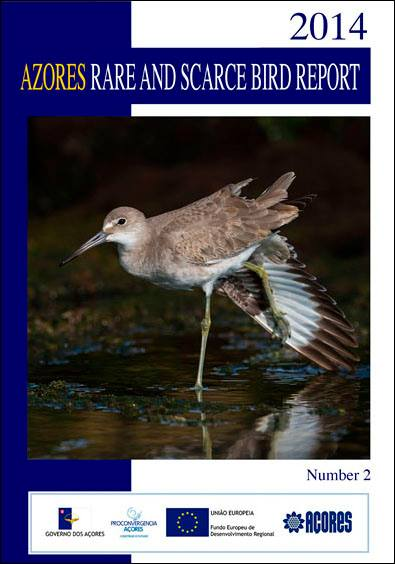 THE AZORES RARE AND SCARCE BIRD REPORT 2014