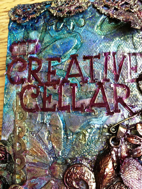 The Creative Cellar, Nathalie Noreau-McLeod