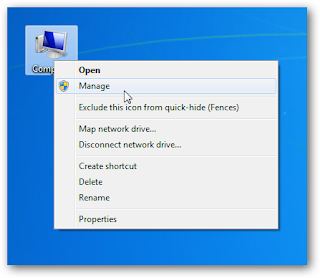 Tutorial on How to Create a Virtual Hard Drive in Windows 7? pic1