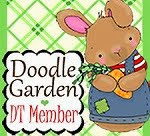 Doodle Garden Digital Stamps Design Team Member