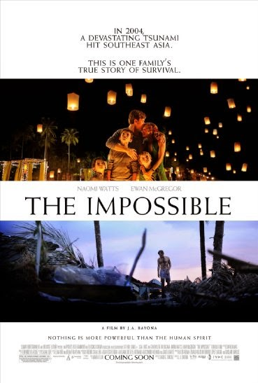 Thảm Họa Sóng Thần - The Impossible - 2012
