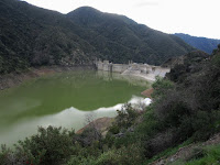 Morris Dam, San Gabriel Canyon, Angeles National Forest