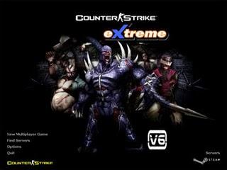 Download Game Counter Strike Extreme V6 Full Version