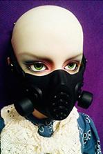 Tata's Paradise gas mask