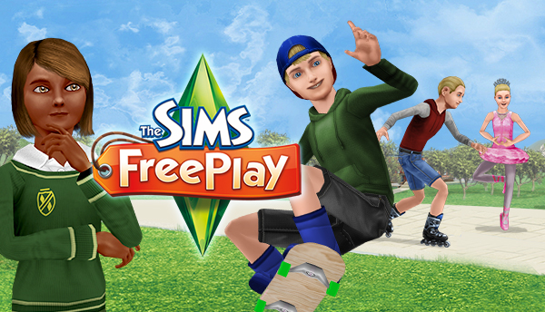 The Sims™ FreePlay 2.4.10 Apk + Data (Mod Unlimited Everything ...