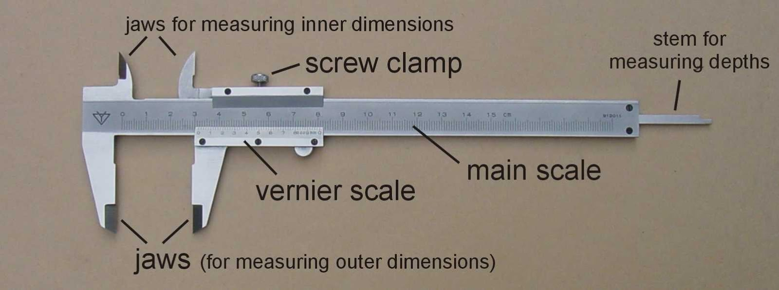 EduMission: Physics Form 4: Chapter 1 - Vernier Calipers