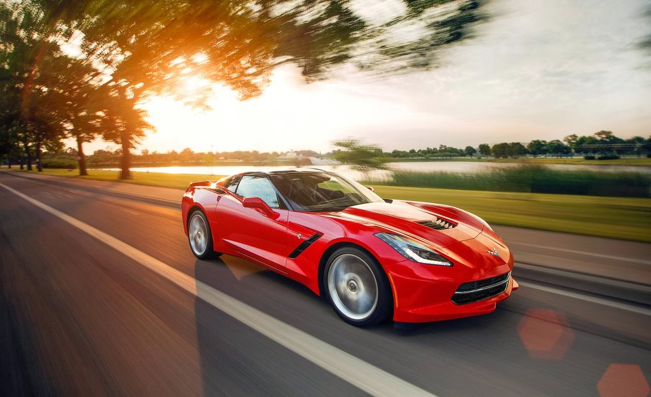Automobile of the Year: Chevrolet Corvette Stingray