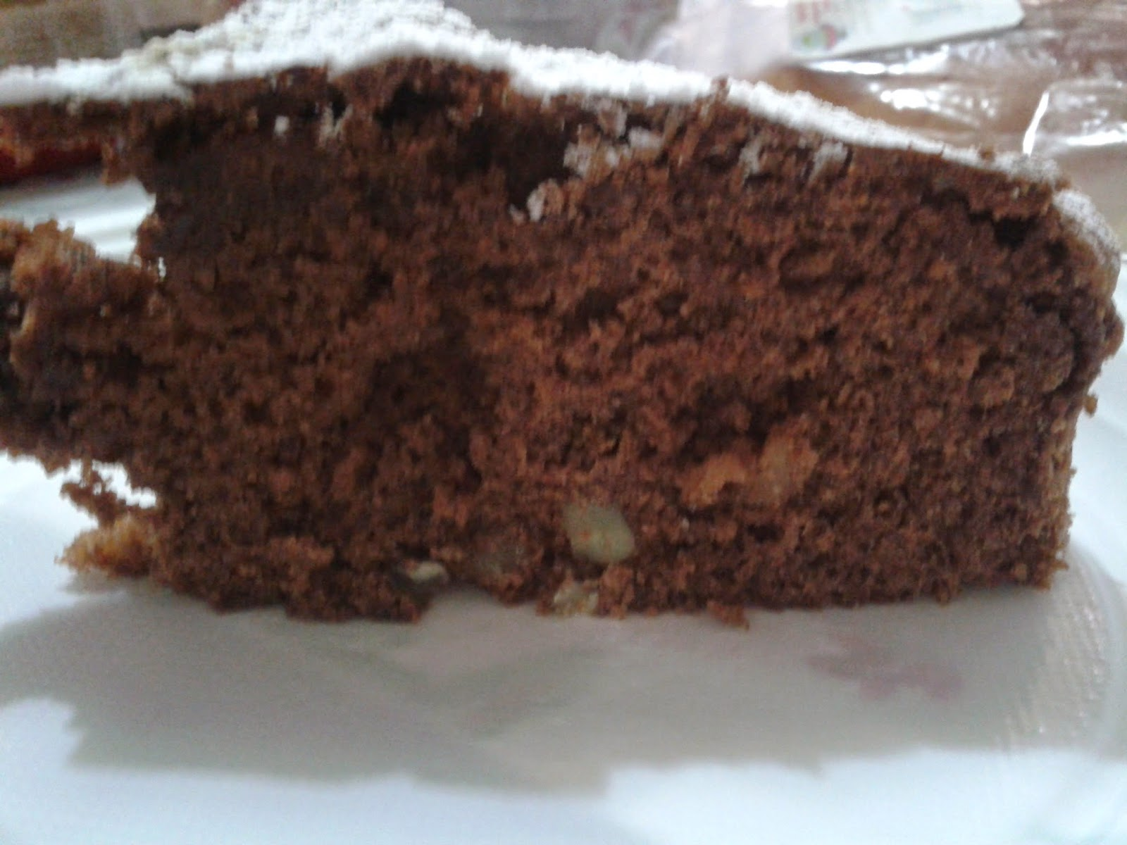 Ricette benedetta parodi torta cioccolato e noci