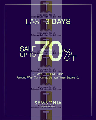 Sembonia Sale 70% off