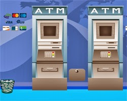 Solucion Escape from ATM Pistas