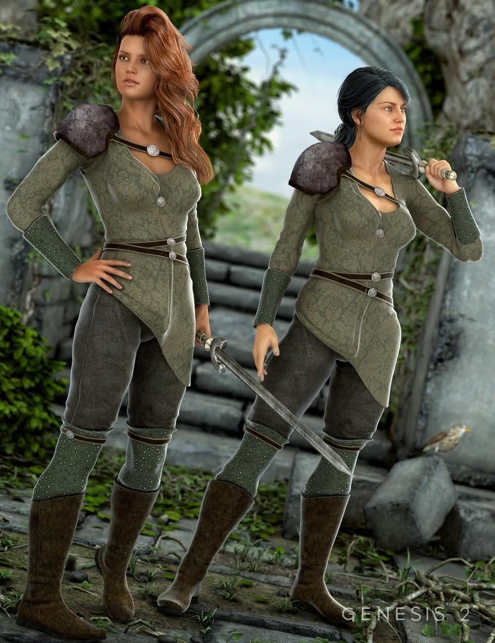 Mythbell pour Genesis 2 Femme
