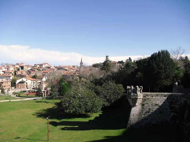 Palacio de Sobrellano en Comillas