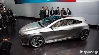 ダイムラーが2012年9月の中国市場自動車販売
