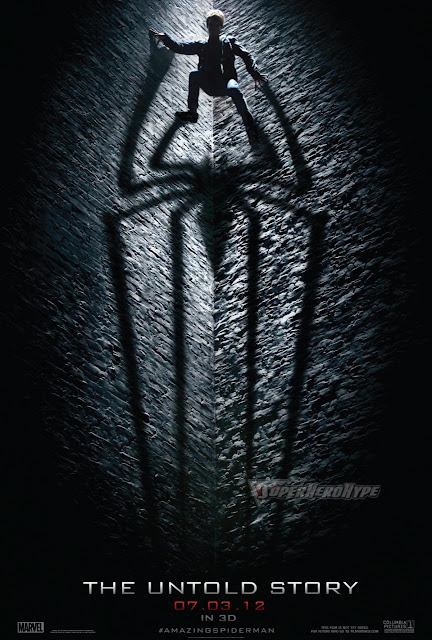 SPIDERMAN -The Untold Story