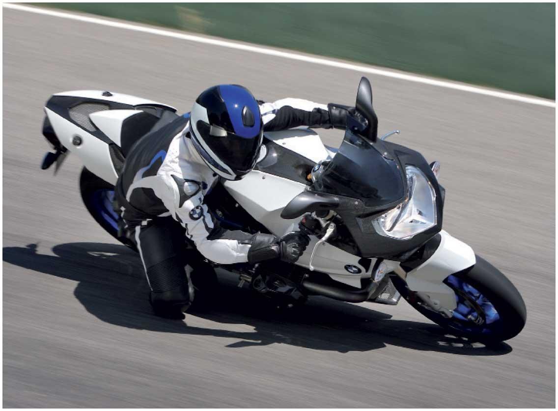 auto stark bikes: bmw hp2 sport