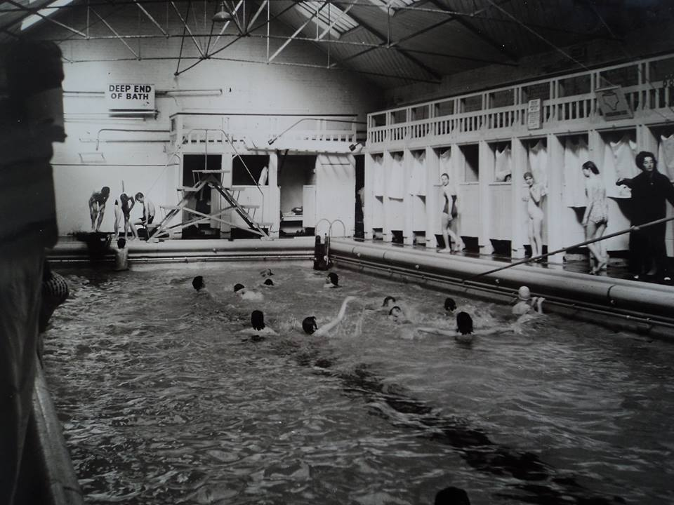 Portsmouth Central baths