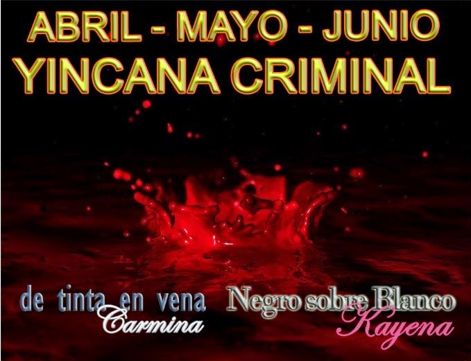 YINCANA CRIMINAL