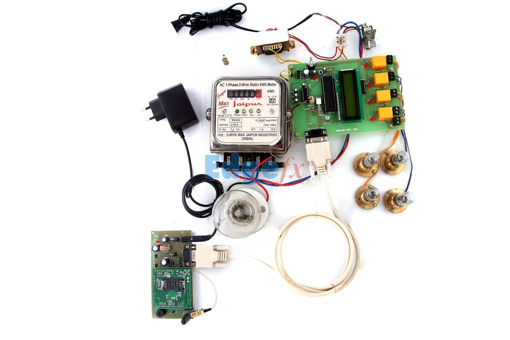 Gsm based energy meter reading with load control lexus technologies gsm based energy meter reading with load control ccuart Choice Image