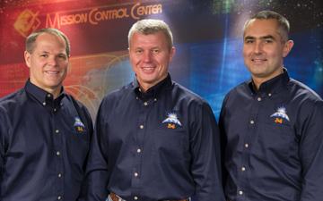 yeni astronot 23 ekim de uluslararası uzay istasyonu hustler tv ...