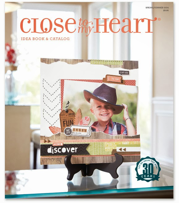 Close To My Heart 2014 Spring/Summer Catalog