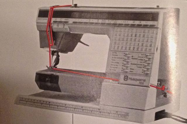 viking 1100 sewing machine