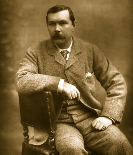 arthur conan doyle Arthur conan doyle, crowborough, united kingdom 624k likes sir arthur conan doyle (1859 – 1930) was a prolific writer whose works include science.