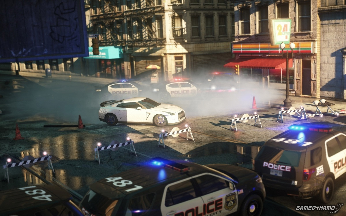 Need For Speed Most Wanted Screen Shots