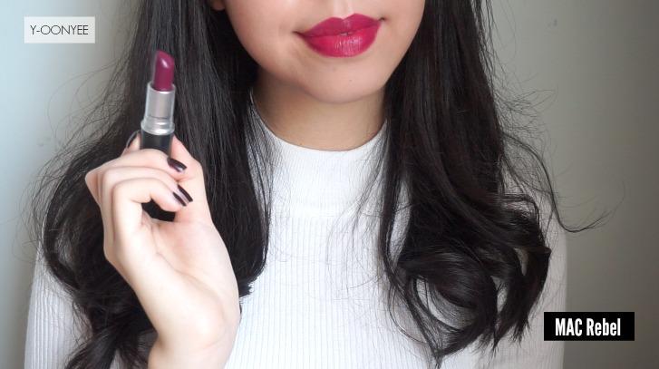 Best Fall Lipsticks for Fair Skin 2015 | YOONYEE