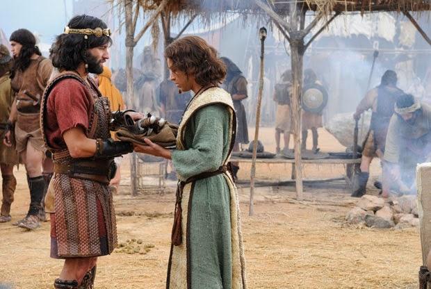 Resultado de imagem para aliança entre Davi e Jonatas