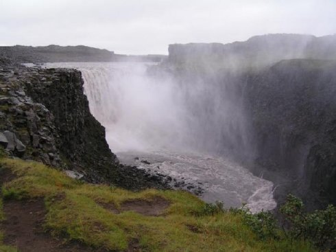Dettifoss Air Terjun Yang Indah Dan Menakjubkan di Eropa
