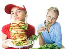 zdrava ishrana za mrsavljenje