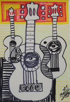 Las tres guitarras 19-9-91