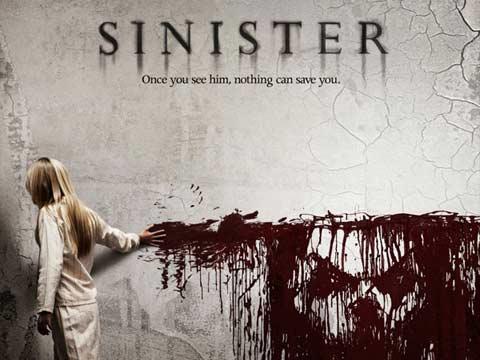 Affiche de Sinister