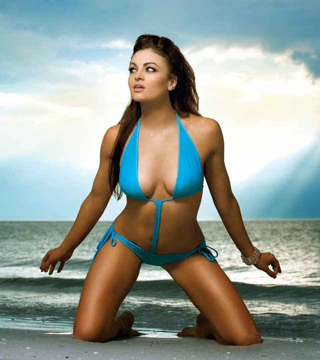 Maria kanellis in bikini are