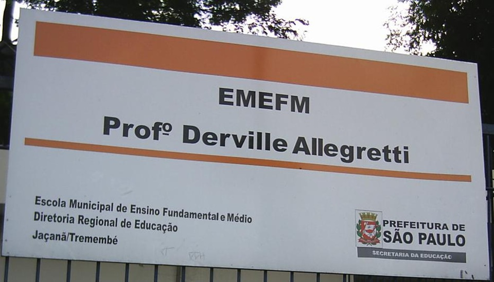 EMEFM Prof. Derville Allegretti