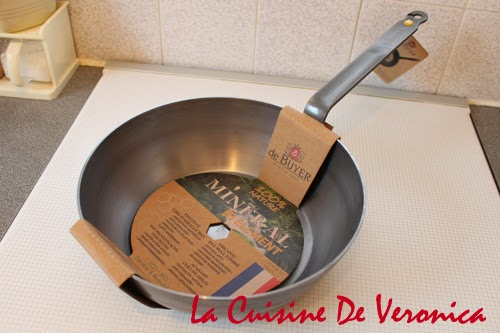 La Cuisine De Veronica,V女廚房,De Buyer,De Buyer Mineral B Element