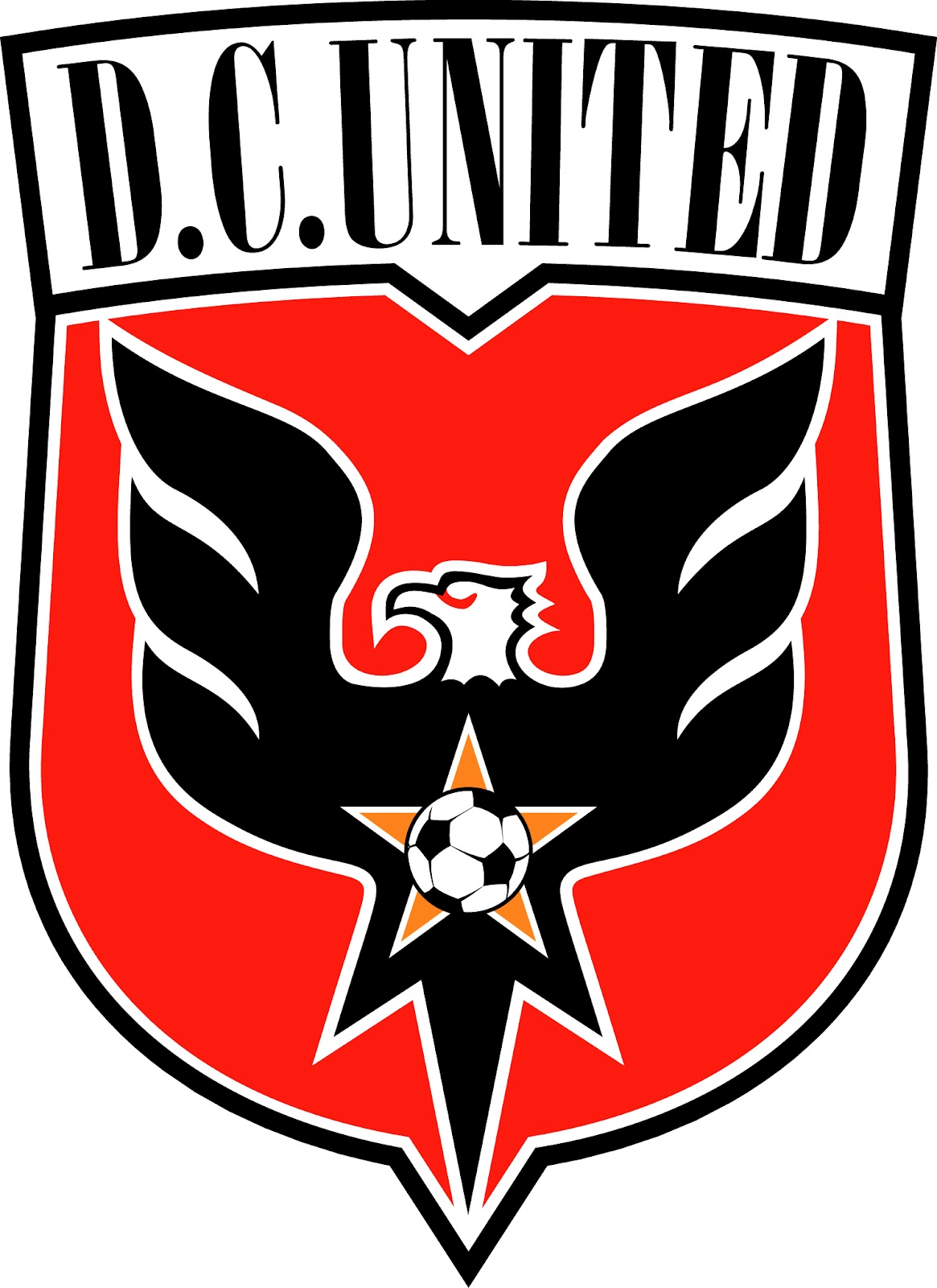 1000 images about soccer logos on pinterest borussia for P kitchen dc united