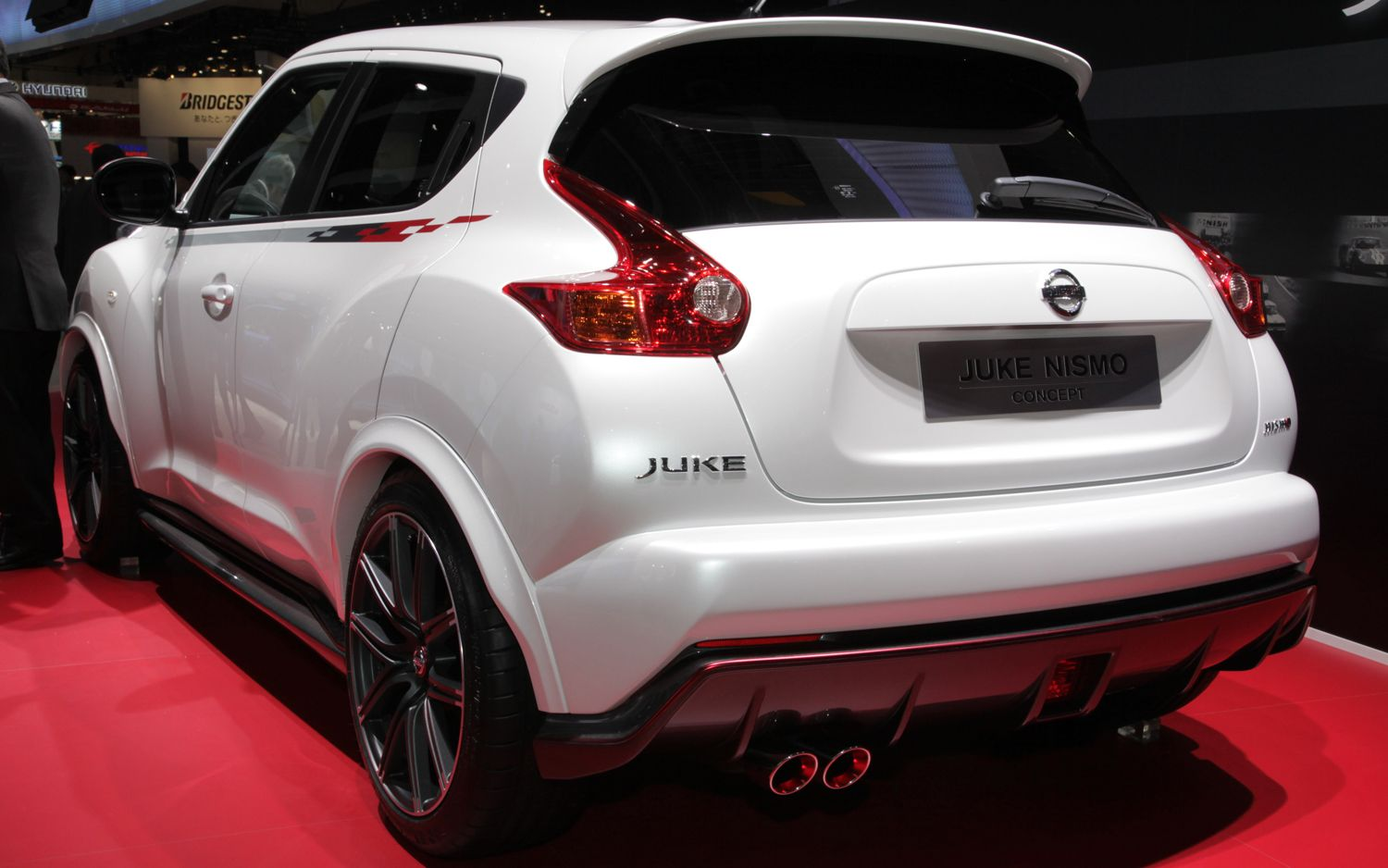 nancys car designs 2013 nissan juke nismo. Black Bedroom Furniture Sets. Home Design Ideas