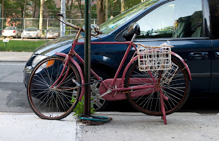 Flying Pigeon PA-02, new york city, single speed, bicycle, vintage, rusted, in bad shape, needs a bit of love, in need of restoration