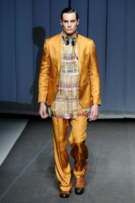 Etro Spring-Summer 2013 Menswear Photo 21