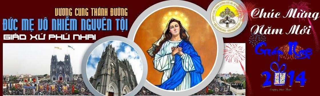 Giáo xứ Phú Nhai - Vương Cung Thánh Đường
