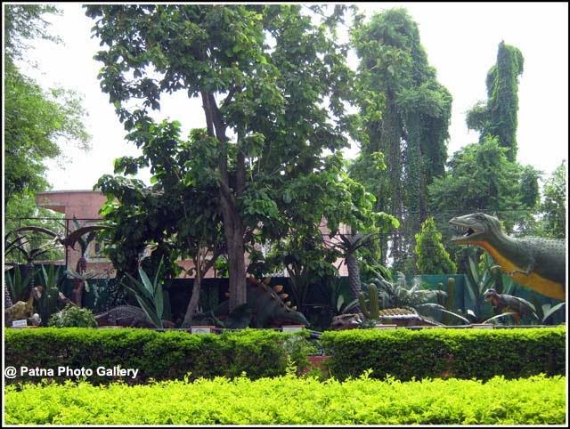 Sri Krishna Science Centre Patna Dinosaurs Park