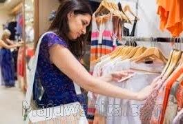 Tips Menemukan Pakaian yang Pas : Gambar Memilih dan Membeli Pakaian