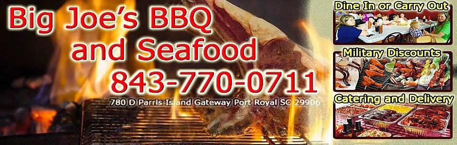 Big Joe's BBQ and Seafood Restaurant