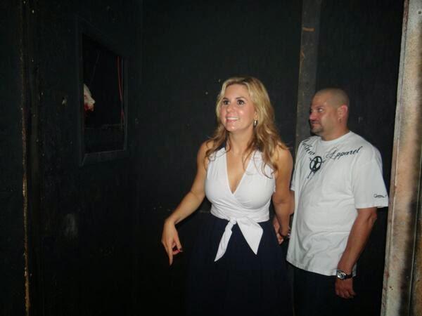 Brandi Passante y su gran escote