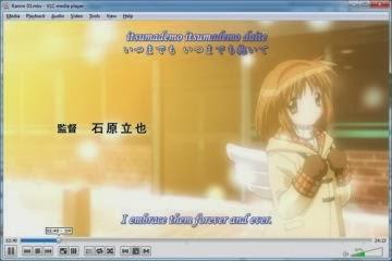 O VLC toca qualquer formato  - 360x240