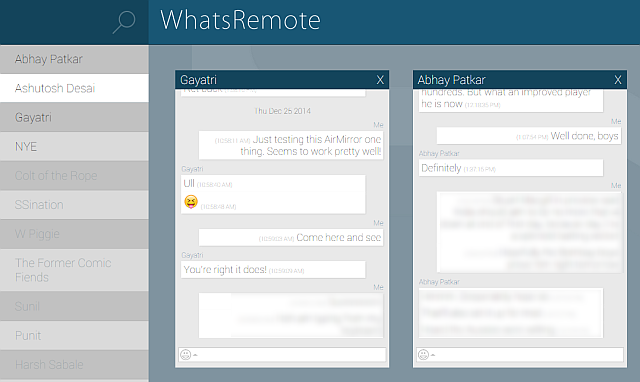 Menggunakan WhatsApp di PC dan Cara Sinkronisasinya Dengan HP